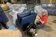 Furniture repair specialist