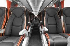 leather interior seats