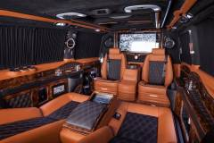 leather interior seats
